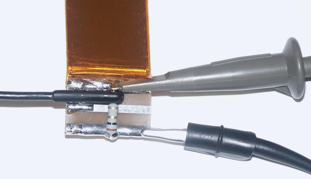 Current Probes In Line : Tb connecting a load to an av lz low impedance