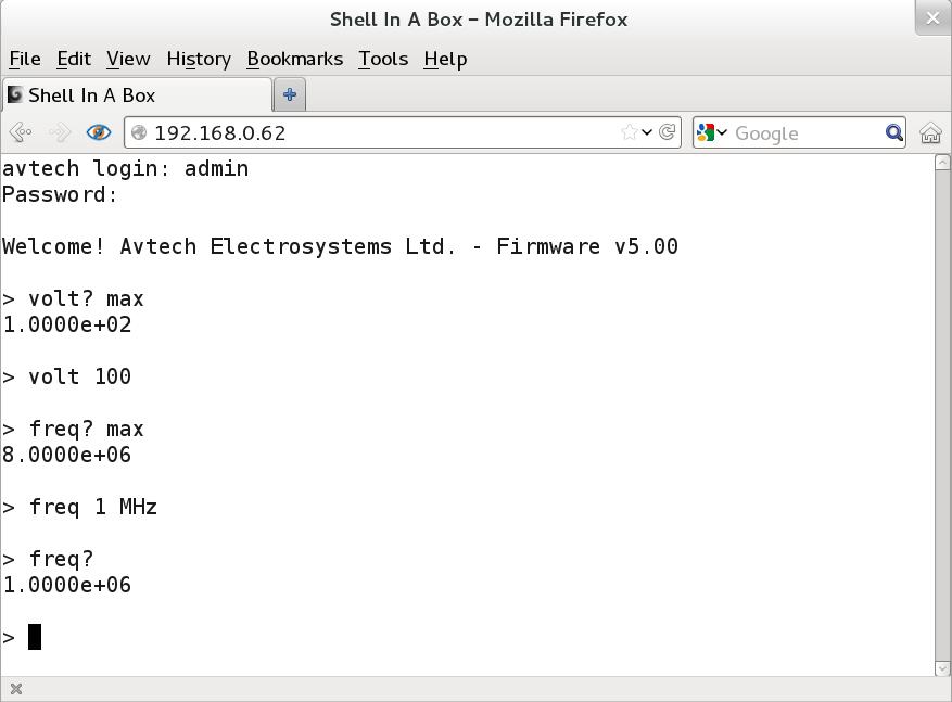 Ethernet Port on -B Units